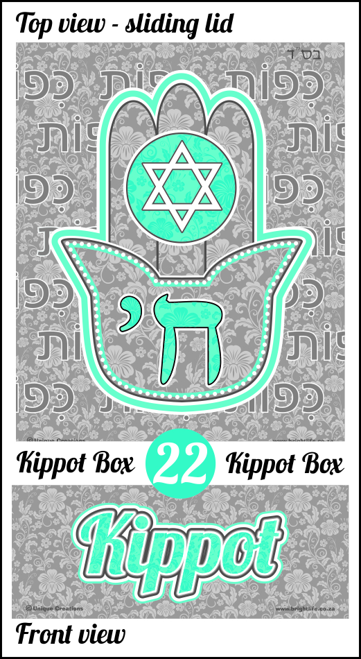 KIPPOT BOX - KB22