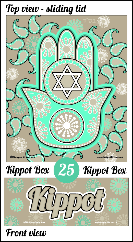 KIPPOT BOX - KB25